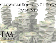 Allowable Sources Of Down Payments