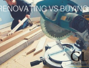 Renovating vs Buying
