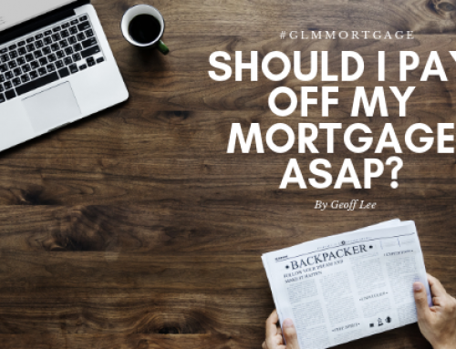 Should you pay down your mortgage ASAP?