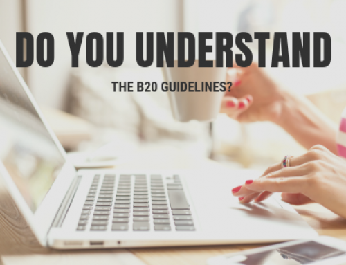 Do You Understand the B-20 Guidelines?