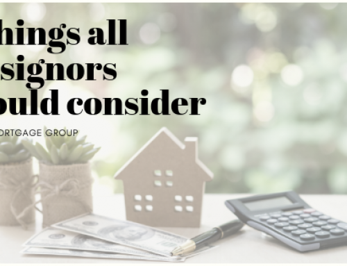 6 Things all Co-signors should consider