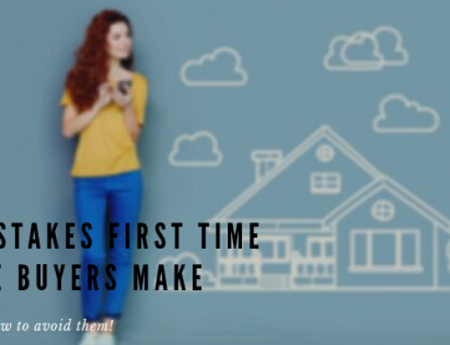 5 Mistakes First Time Home Buyers Make