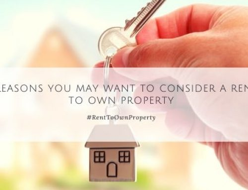 5 Reasons You May Want To Consider A Rent To Own Property