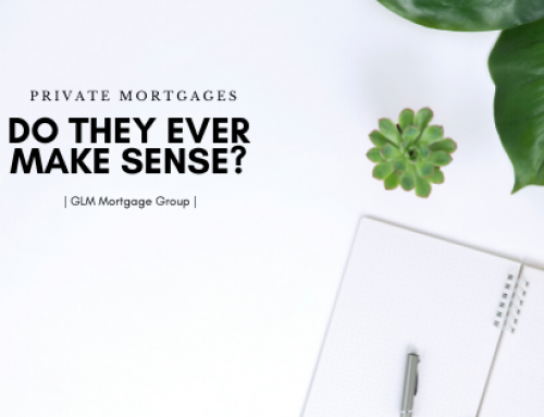 Private Mortgages—Do they ever make sense?