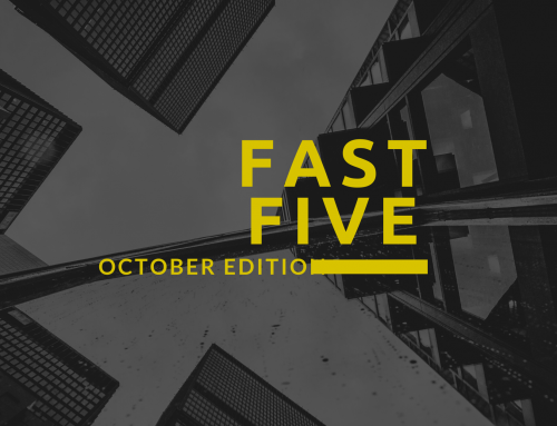 Fast Five | October Edition