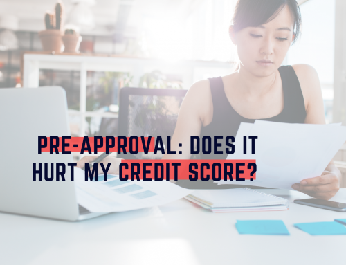 Pre-Approval: Does it Hurt My Credit Score?