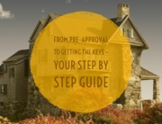 From PreApproval to Getting the Keys Your Step by Step Guide