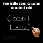 Four Myths About Canadian Household Debt