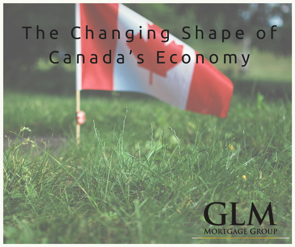 The Changing Shape of Canada's Economy