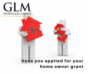 Have you applied for your home owner grant
