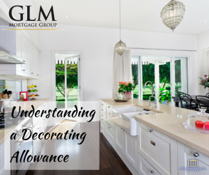 Understanding a Decorating Allowance