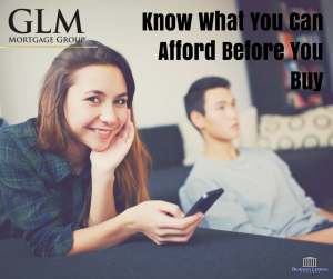 GLM blog 11 18 2015Know What You Can Afford Before You Buy