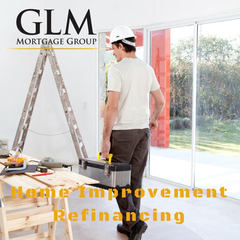 Home Improvement Refinancing