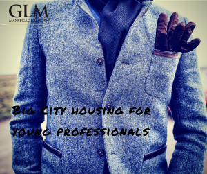 Big City housing for young professionals