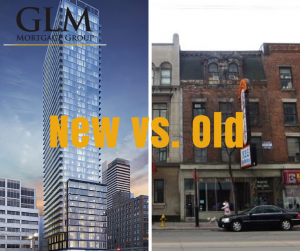 New vs Old Condo Purchase